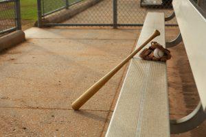 野球 ベンチ
